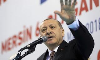 Έκρηξη Ερντογάν για τη Συμμαχία: Έ, ΝΑΤΟ πού είσαι;