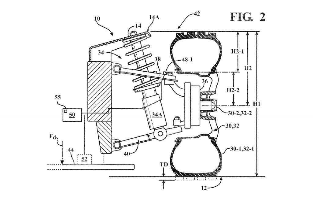 Intriguing GM Patents Show Active Aero For Corvette