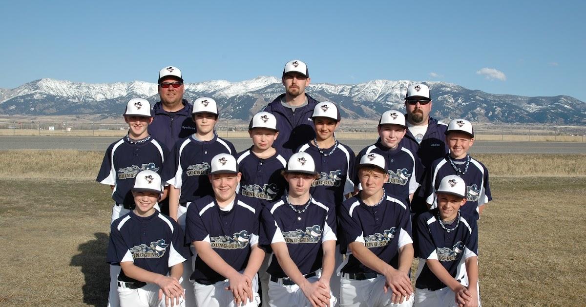 Montana Travel Baseball Tournaments