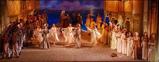 Saraydan Kız Kaçırma Opera Konusu (Mozart)