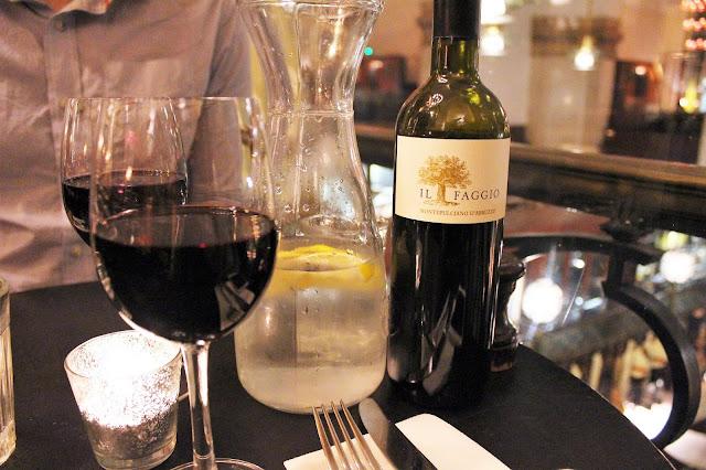 Il Faggio Red Wine
