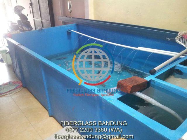 harga kolam fiber