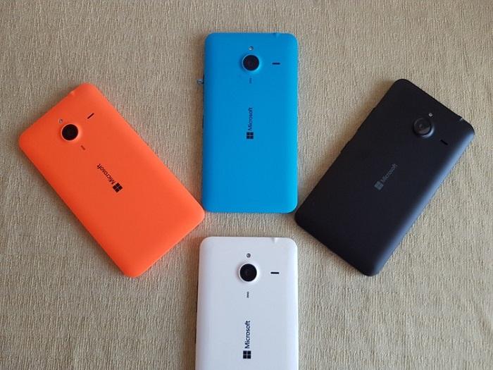 Microsoft Lumia 640 XL: Mới 100% fullbox, màn hình 5.7 giá 1.8 triệu đồng - 140433
