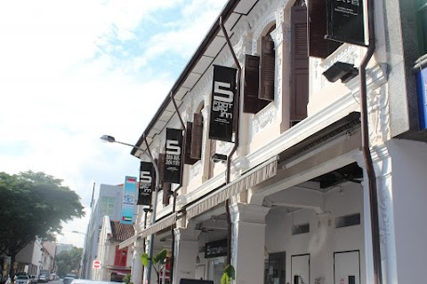 Review 5FootWay Inn Project Bugis Singapore