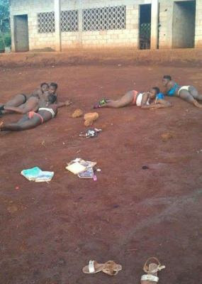 Sexual harassment, Cameroon, News, Naked, Student,