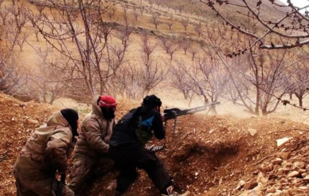 Σε εξέλιξη ήττα των Τούρκων στην Αλ Μπαμπ