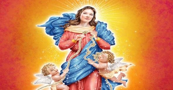 Oração A Nossa Senhora Desatadora De Nós Para Pedir Uma Graça