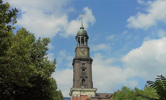 Visitare la Michelkirche ad Amburgo