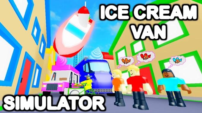 Roblox Ice Cream Van Simulator Sınırsız Para Hilesi Nisan 2019