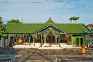 masjid pathok negoro babadan banguntapan