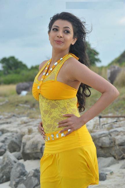 Telugu Movie Businessman Actresses Kajal Agarwal Hot -8309