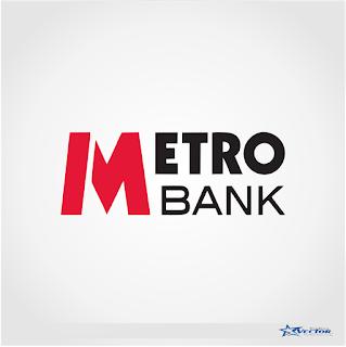 Metro Bank Logo Vector cdr Download