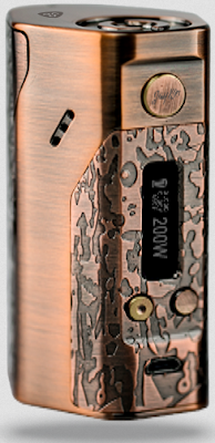 Wismec DNA200, Two Colors For Option Now !