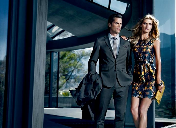 1090288445b ... elega. these suits are perfect for official and business wear persons  both for men and women. now Hugo Boss collections available in Pakistan and  India.