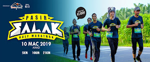 Pasir Salak Half Marathon 2019 - 10 March 2019