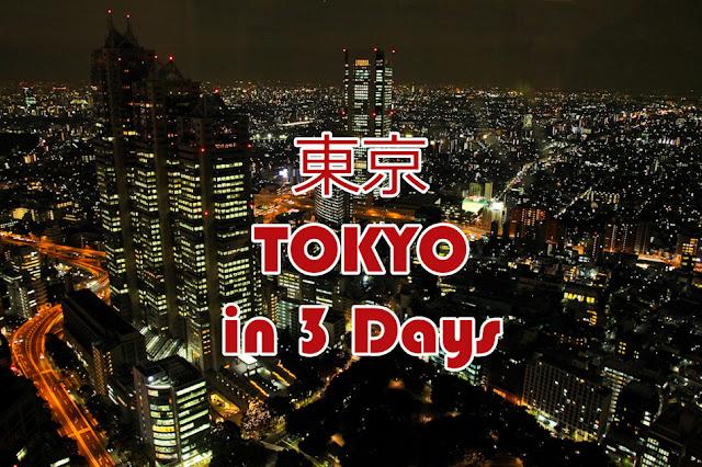 tokyo budget