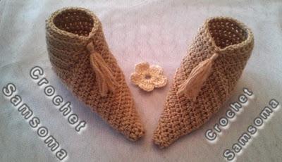 طريقة كروشيه حذاء باسهل طريقة ولاي مقاس .crochet slipper boots .  Crochet Simple Adult Slippers.  كروشيه عمل حذاء لأي مقاس. ابسط طريقة لعمل لكاليك كروشيه. crochet shoes. طريقة عمل سليبر كروشيه لأي مقاس للمبتدئين. كروشيه  سليبر  لأي مقاس للمبتدئين. كروشيه حذاء باسهل طريقة. أبسط طريقة لعمل سليبر كروشيه. كروشيه . crochet shoes pattern. اسهل و اسرع طريقه لعمل لكلوك كروشيه . طريقة كروشيه حذاء للبيت.  كروشيه سمسومة . تعليم الكروشيه للمبتدئين بالفيديو. تعلم الكروشيه. دروس لتعليم الكروشيه للمبتدئات crochet samsoma  crochet