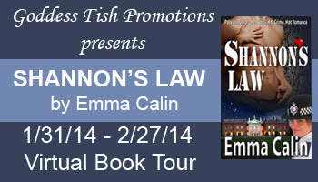 http://goddessfishpromotions.blogspot.com/2014/01/virtual-book-tour-shannons-law-by-emma.html