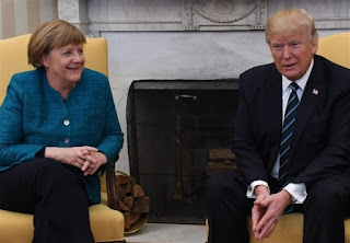 Merkel, Trump concerned over Putin's 'invincible' weapons