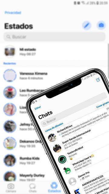 CV-WhatsApp iOS White Theme