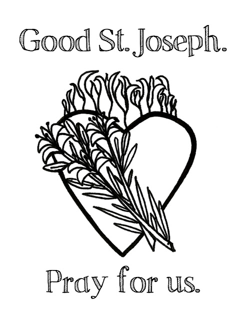 Look to Him and be Radiant: Happy Feast Day of St. Joseph!