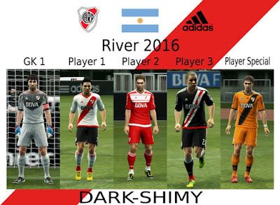 River Plate 2016 update 3
