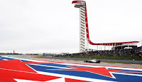Grand Prix USA 2018 Williams F1