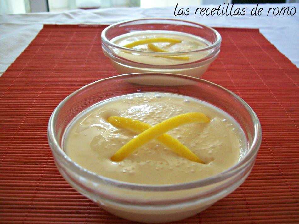 Mousse de limon expres