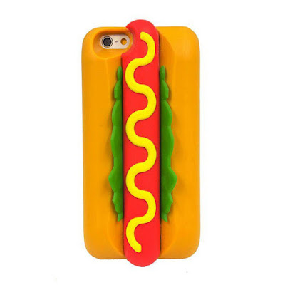 hot dog iphone case cover