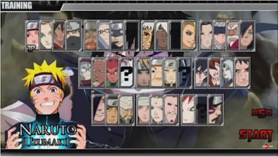 Naruto Senki TROAS Mod Apk Versi Terbaru