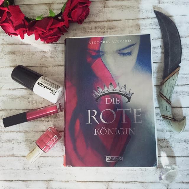 [books] Victoria Aveyard - Die Rote Königin