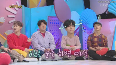 Hello Counselor Episode 351 Subtitle Indonesia