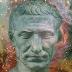 Imagem de rosto humano aparece no espaço e cientistas sugerem que humanos não são só da terra mas sim de todo o universo