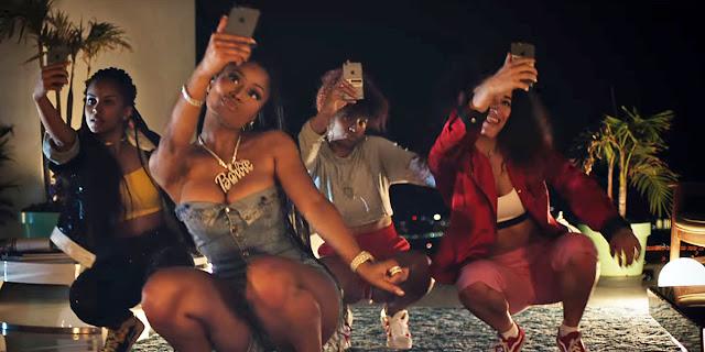 Nuevo video de Major Lazer con Nicky Minaj, burla la obsesión por los smartphones