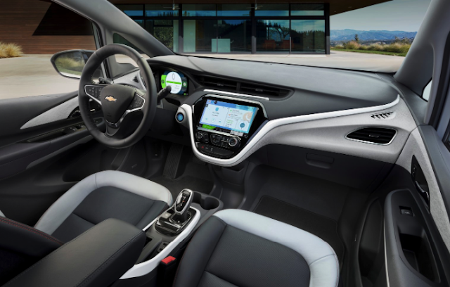 2018 Chevrolet Bolt EV Review