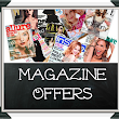 Magazine Offers (and online offers) for January into February