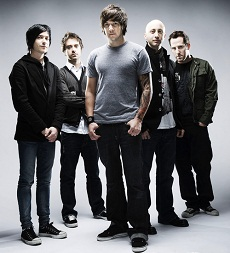 Banda canadense Simple Plan