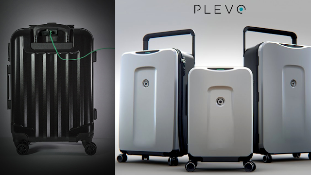 Best Smart Luggage & Smart Suitcases 2019