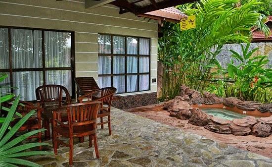 Anythinglily Felda Residence Hot Springs Sungkai Perak