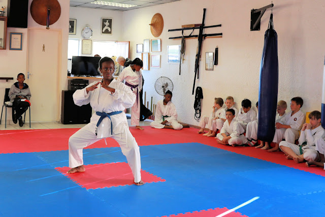 Self-defense karate classes (Kempton Park)