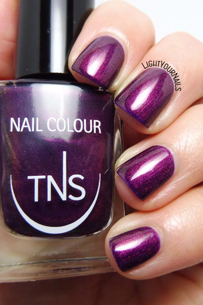 Smalto TNS Firenze Divina (529 Pop Italiano) #nails #tnscosmetics #lightyournails