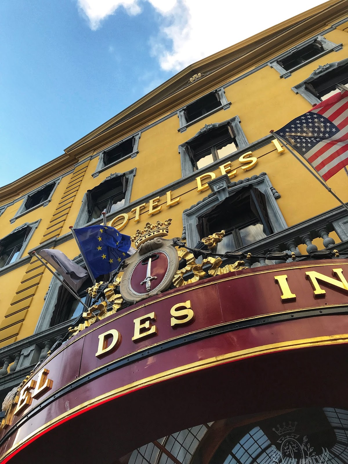 Places to visit in The Hague Hotel Des Indes Netherlands
