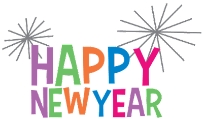 2017 Happy New Year PNG Photos