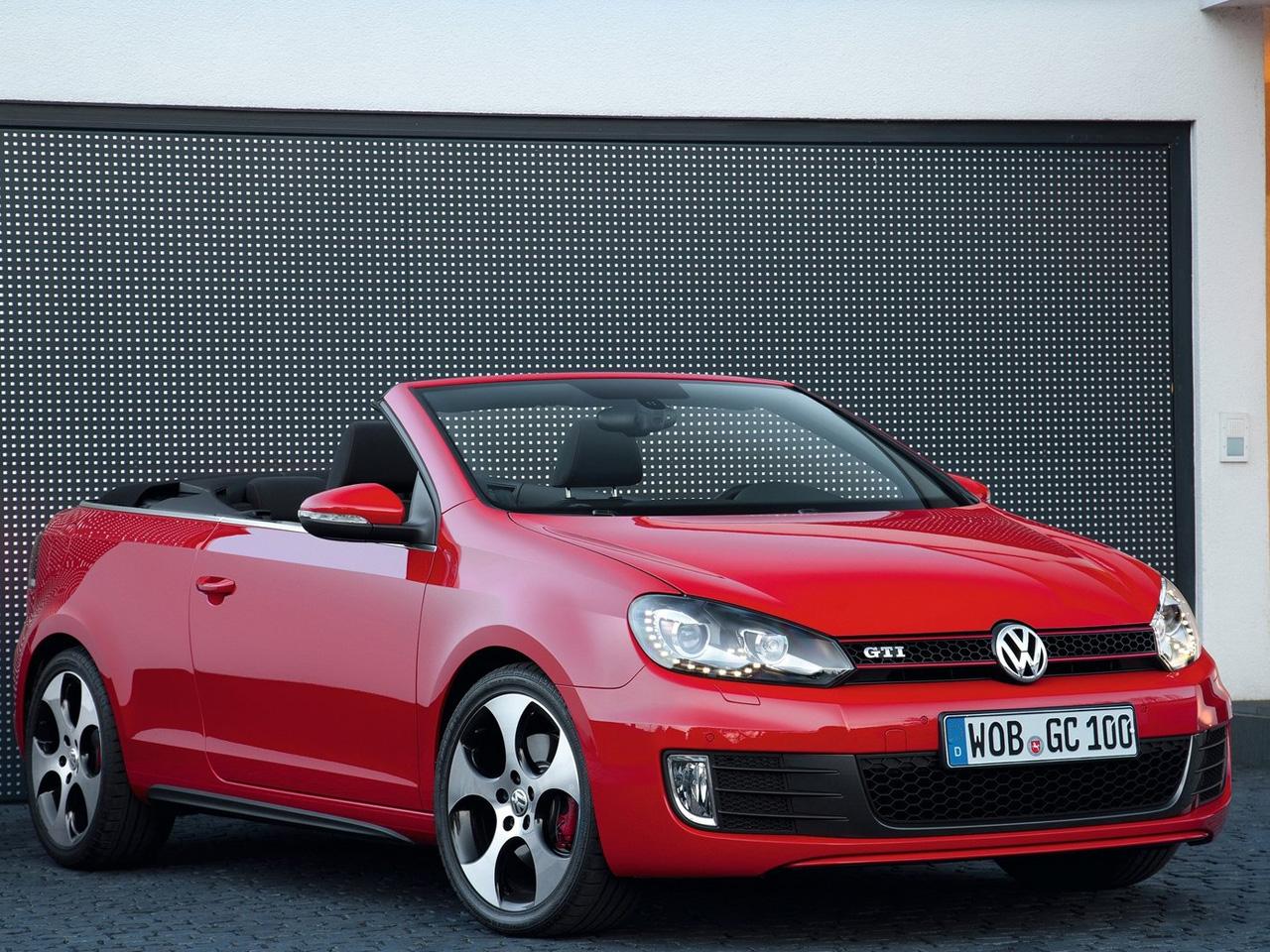 2013 volkswagen golf gti cabriolet review. Black Bedroom Furniture Sets. Home Design Ideas