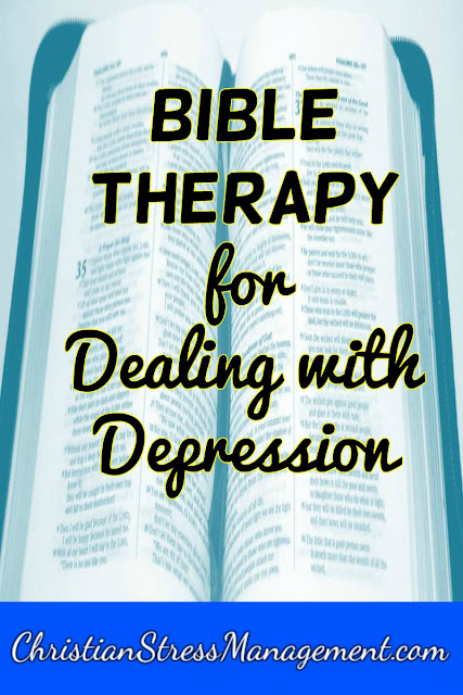 Bible Therapy for Dealing with Depression