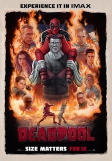 Deadpool 2016 720p BluRay /ديدبول