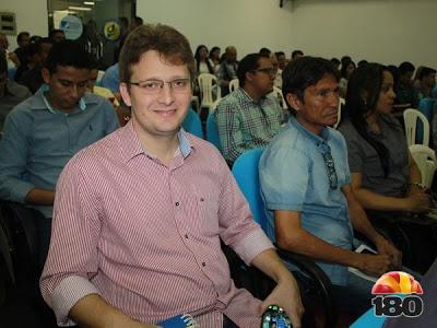 Prefeito Dr. Wilney participa do Encontro Município Transparente promovido pela CGU