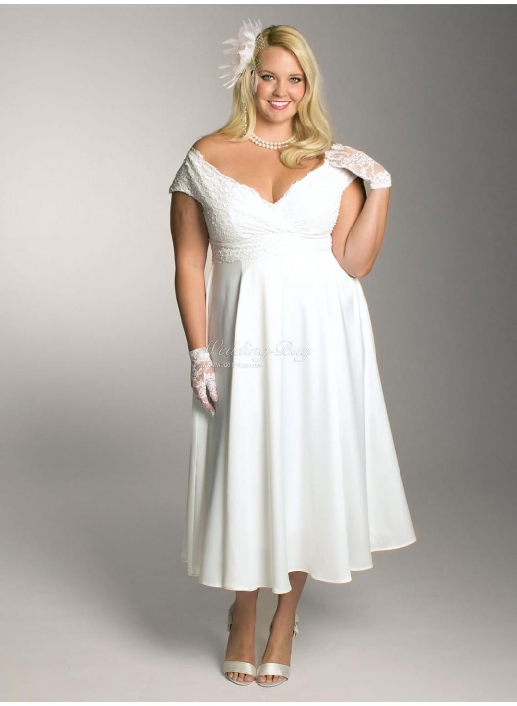 c55c023092 Wedding Dresses 2015 Plus Size