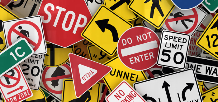 قانون المرور الجديد