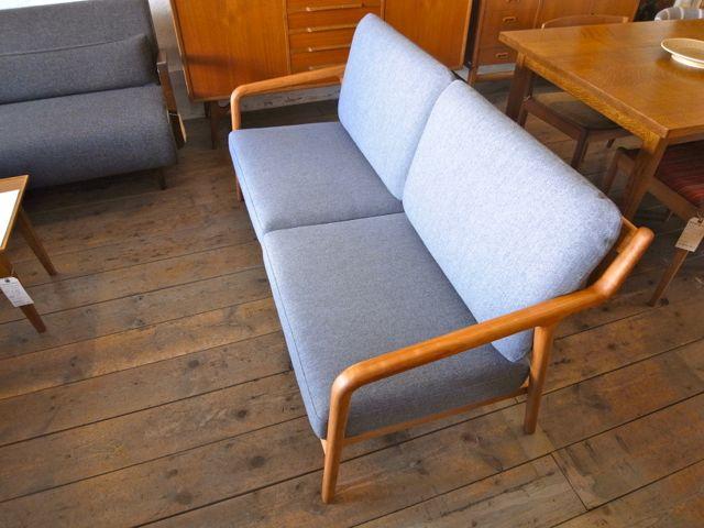宮崎椅子製作所が製作するペペソファは村澤一晃デザイン